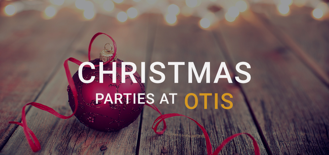 OTIS Christmas Parties Promo Box CENTRE